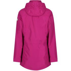 Regatta Nakotah Naiset takki , vaaleanpunainen